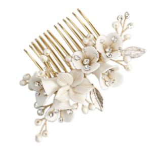 CB7304 - Athena Vintage Charm Hair Comb