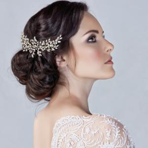 CB7422 - Athena Eternally Opal Bridal Comb
