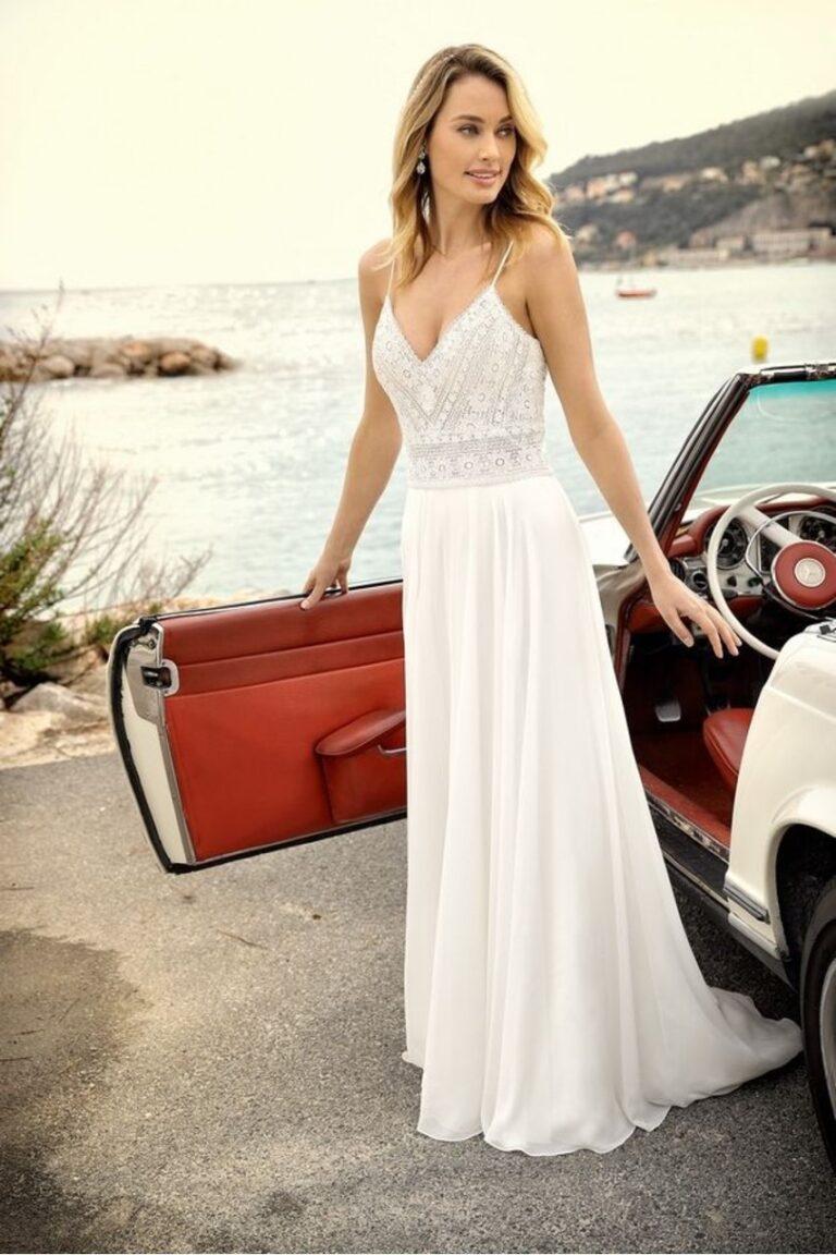Ladybird Column Wedding Dress