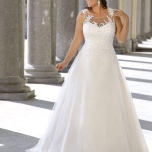 Ladybird Curvy Brides Wedding Dress