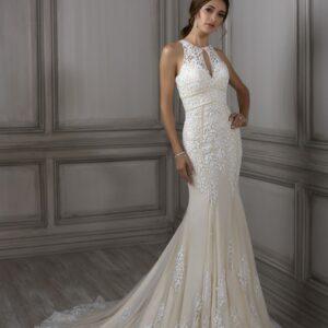 Eternity Fit & Flare Wedding Dress