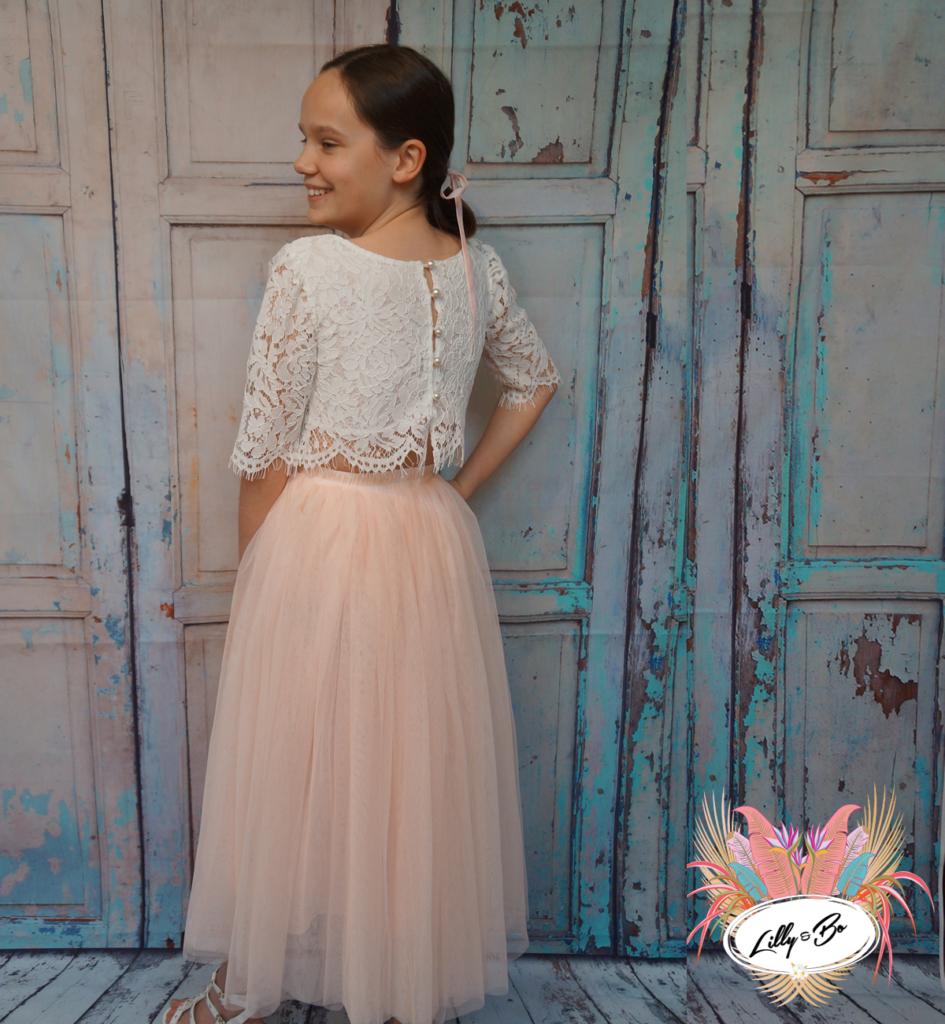 Ava Flower Girl Dress