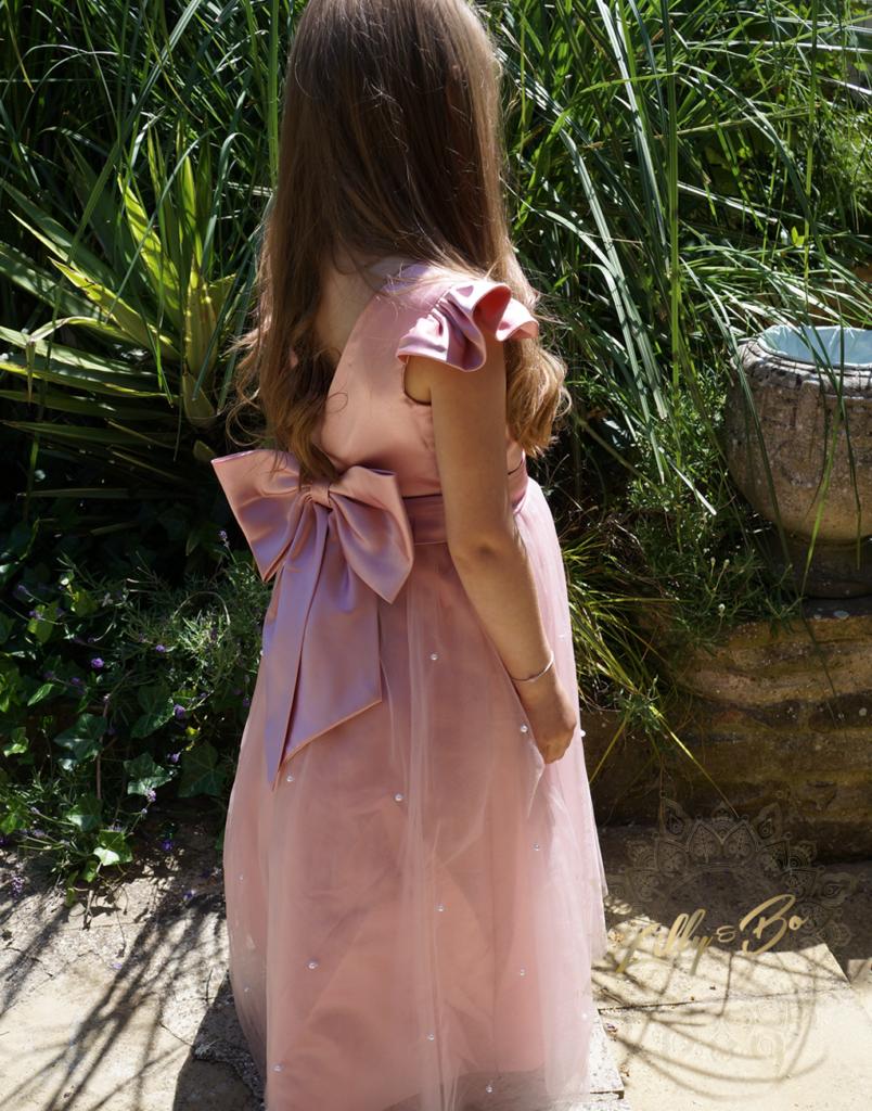 Helena Flower Girl Dress
